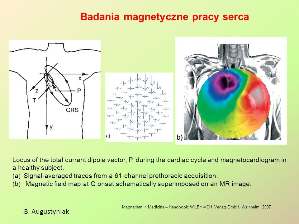 Badania magnetyczne pracy serca