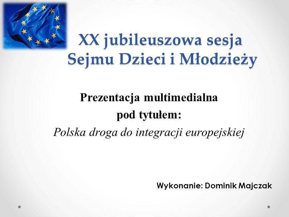 XX jubileuszowa sesja Sejmu Dzieci i Młodzieży
