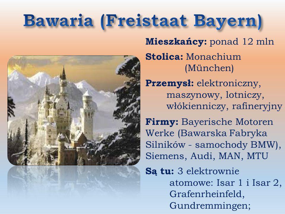Bawaria (Freistaat Bayern)