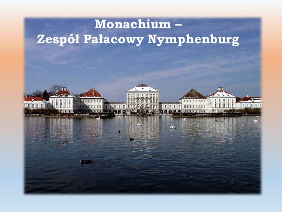Zespół Pałacowy Nymphenburg