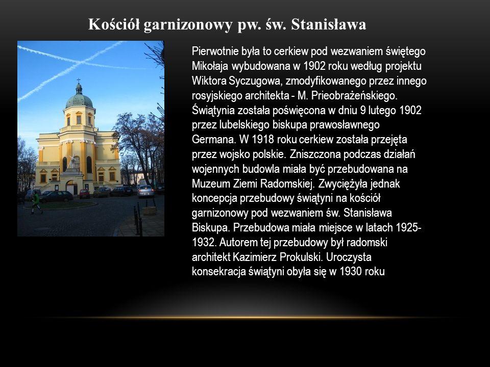 Kościół garnizonowy pw. św. Stanisława