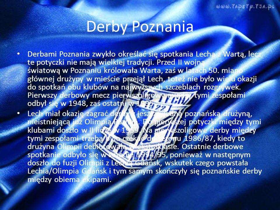 Derby Poznania