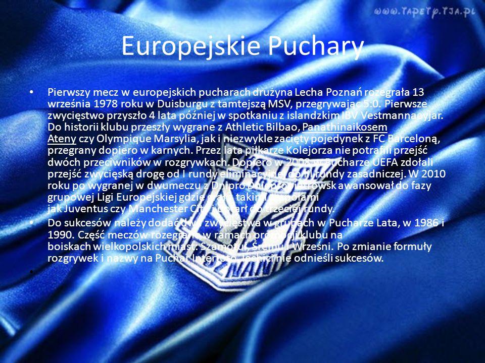 Europejskie Puchary
