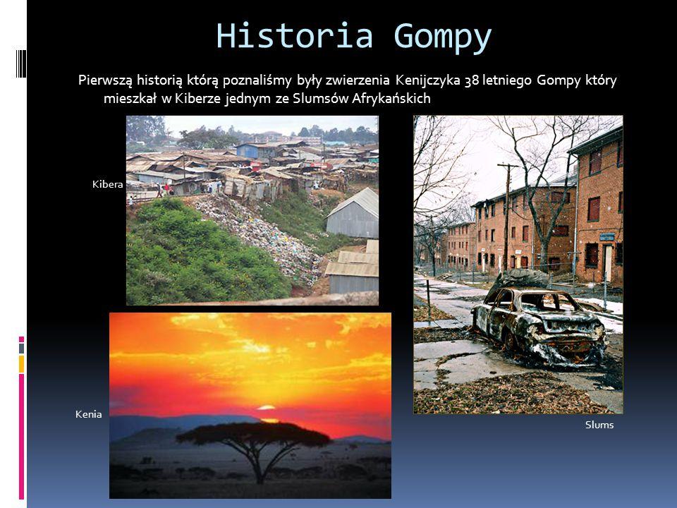 Historia Gompy