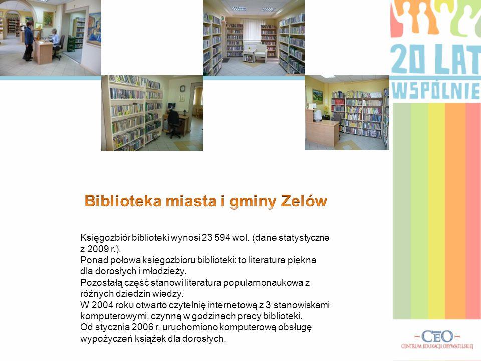 Biblioteka miasta i gminy Zelów