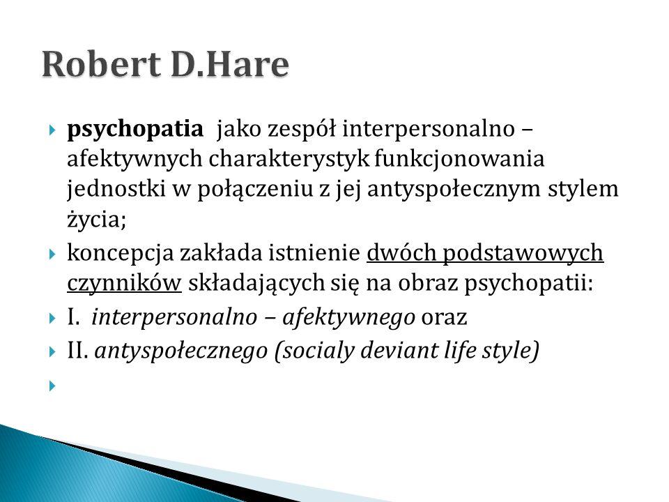 Robert D.Hare