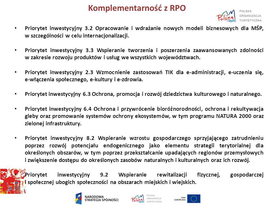 Komplementarność z RPO