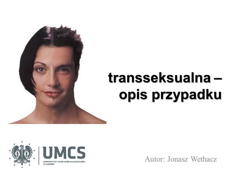 Kobiecość transseksualna – opis przypadku