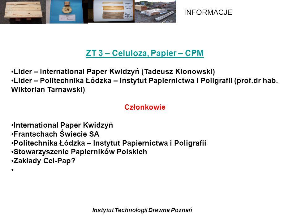 ZT 3 – Celuloza, Papier – CPM