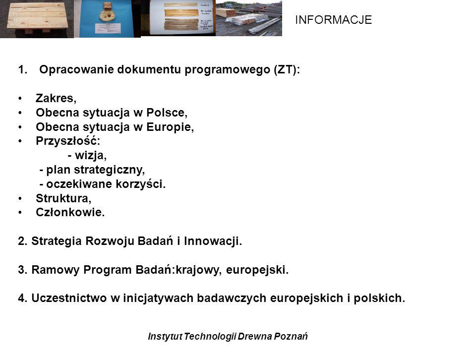 Opracowanie dokumentu programowego (ZT):