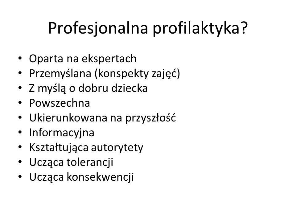 Profesjonalna profilaktyka