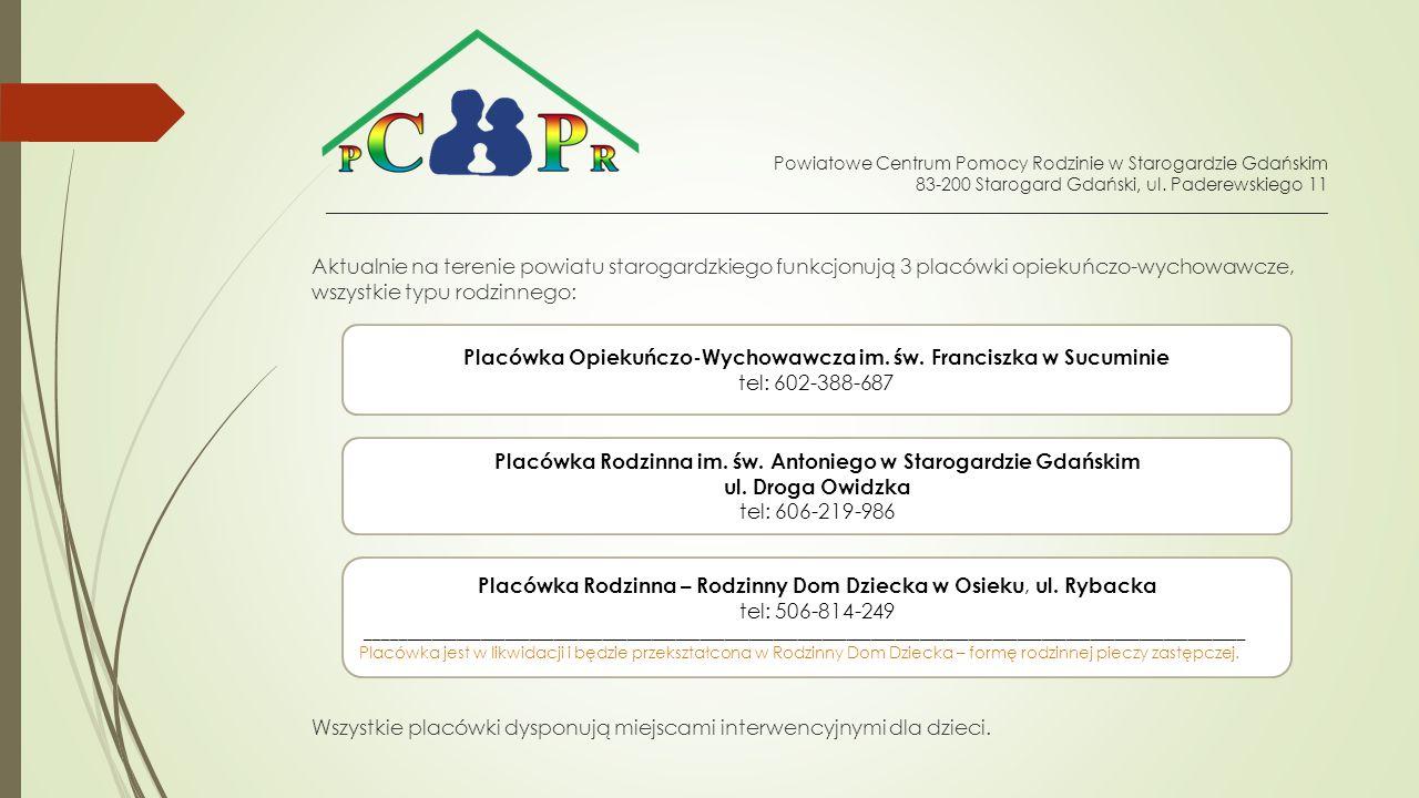 Placówka Opiekuńczo-Wychowawcza im. św. Franciszka w Sucuminie