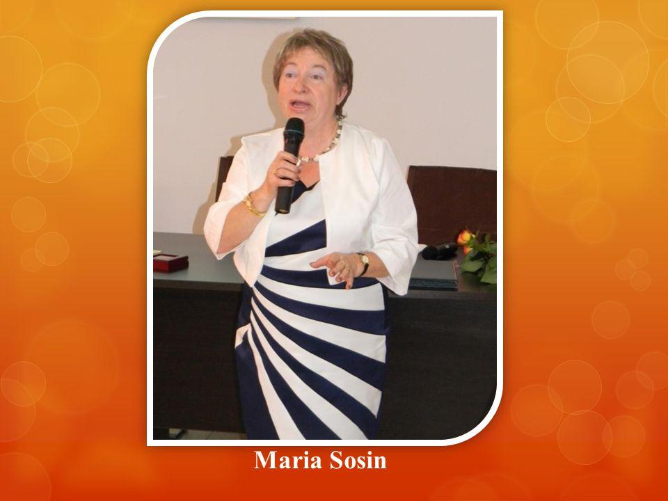 Maria Sosin