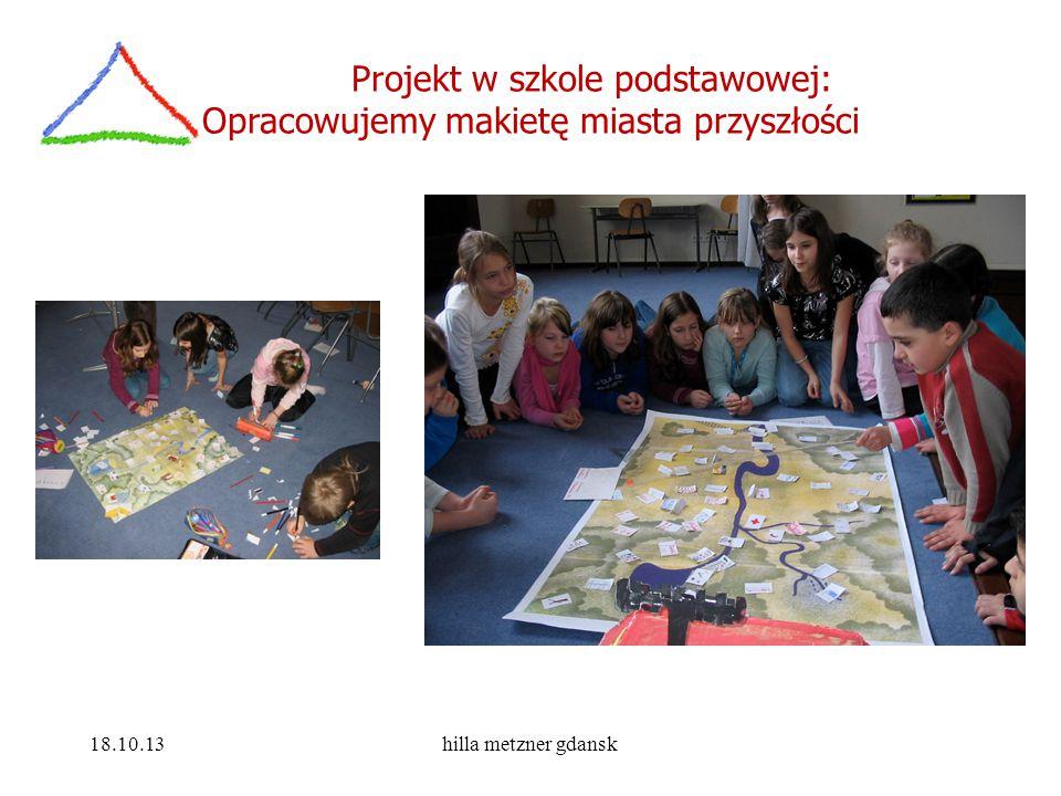 Projekt w szkole podstawowej: Opracowujemy makietę miasta przyszłości