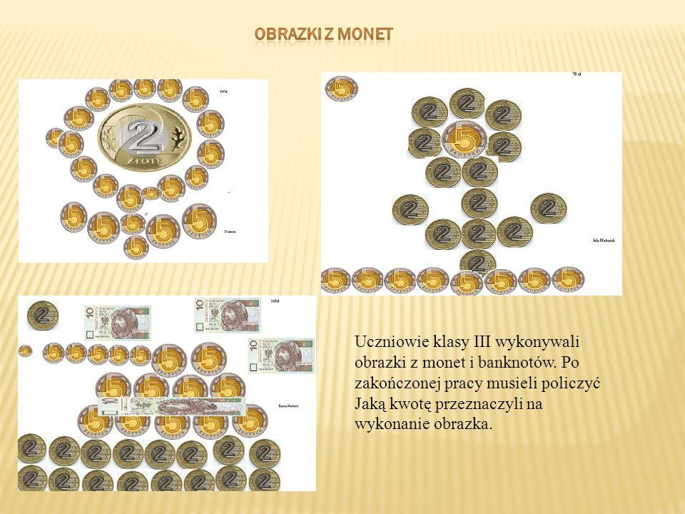 Obrazki z monet