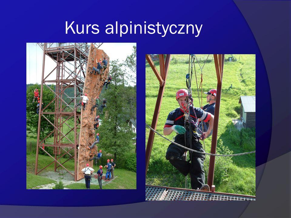 Kurs alpinistyczny