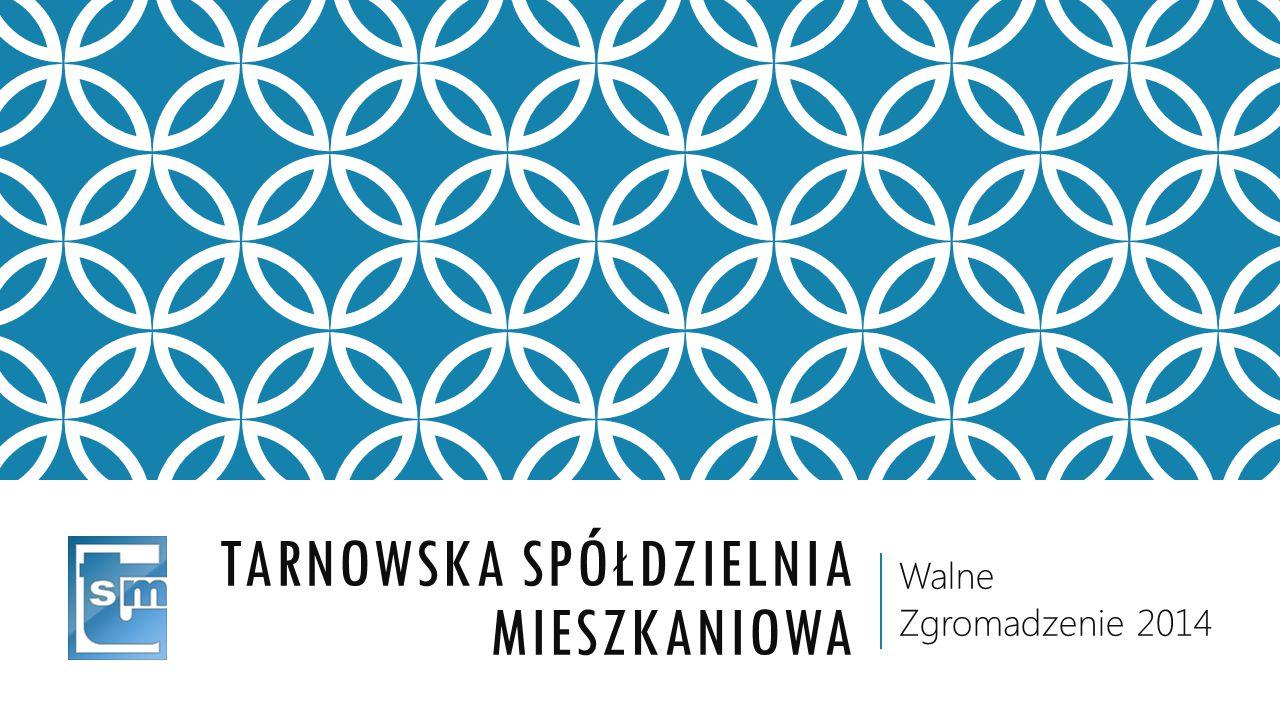 Tarnowska Spółdzielnia Mieszkaniowa