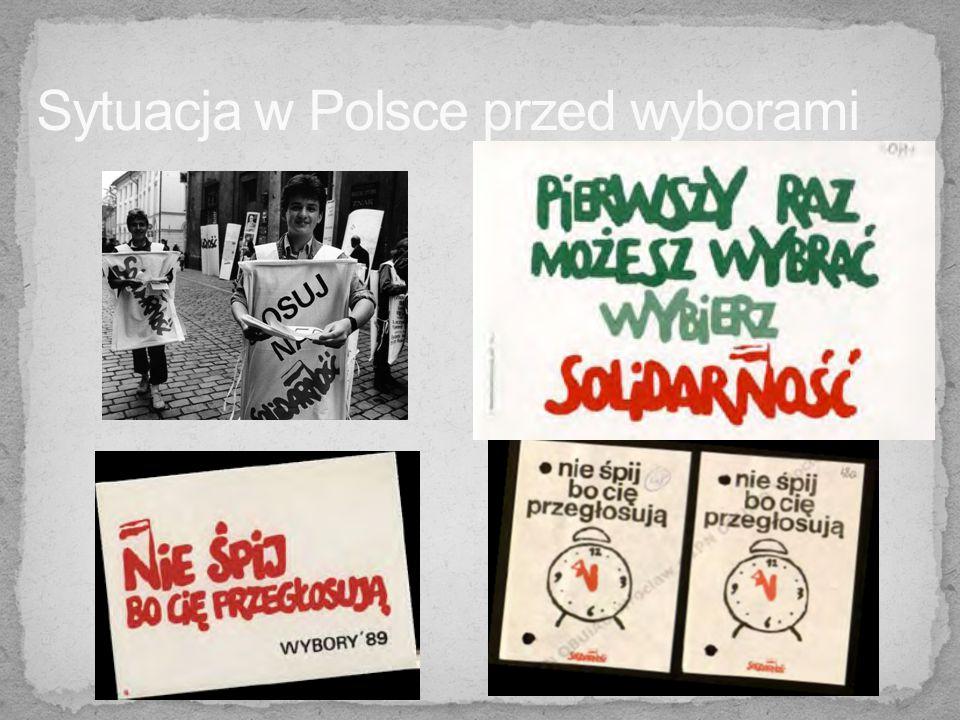 Sytuacja w Polsce przed wyborami