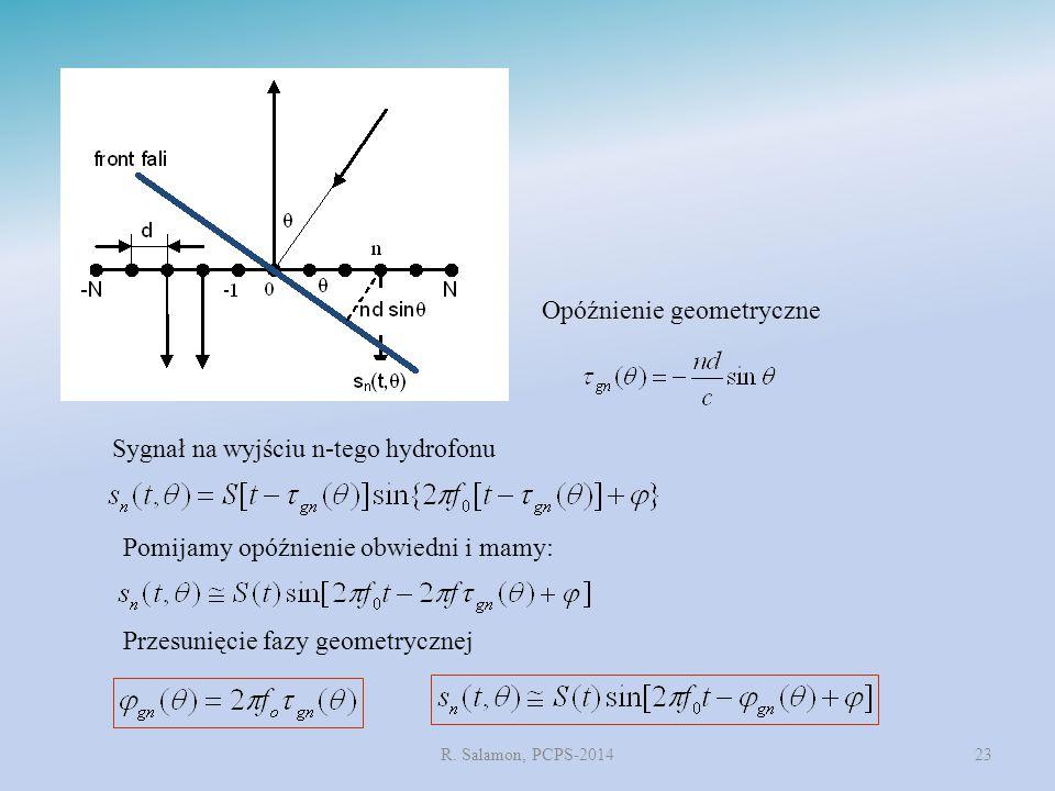 Opóźnienie geometryczne