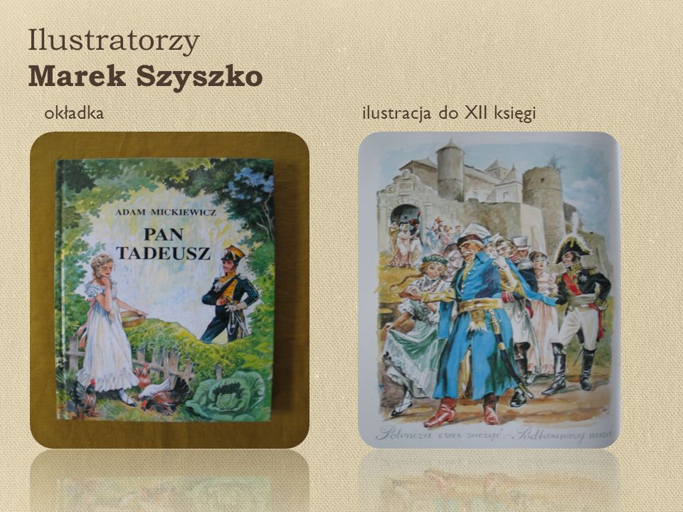 Ilustratorzy Marek Szyszko