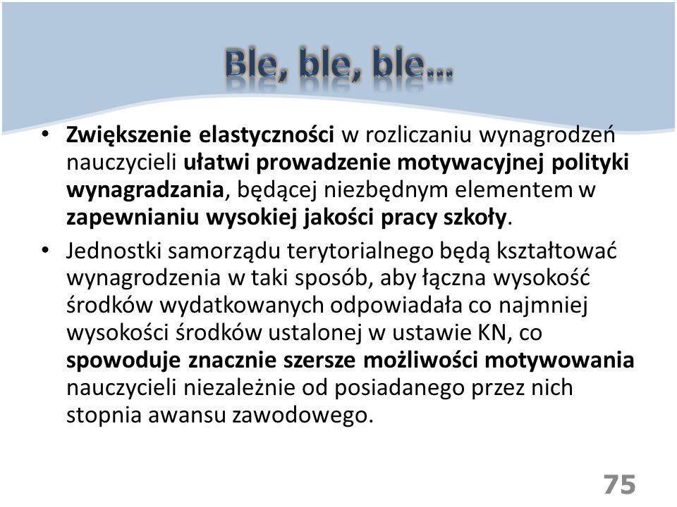 Ble, ble, ble…