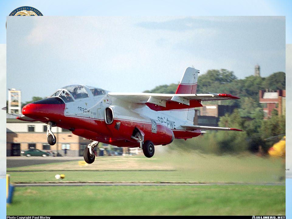 Od początku powstania lotnictwo plasuje się w czołówce aktualnego stanu techniki.