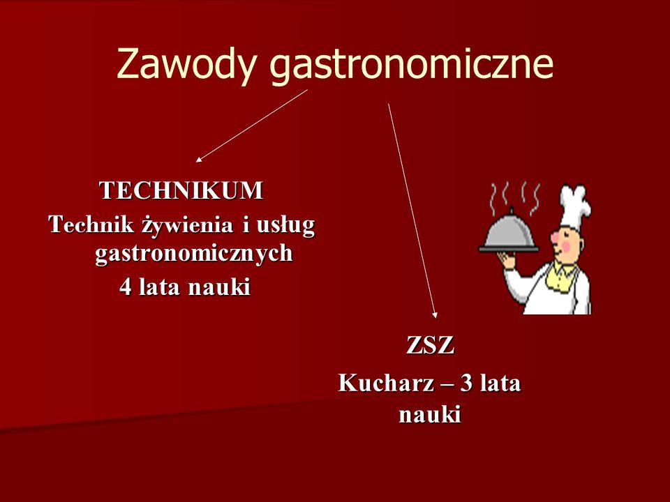 Zawody gastronomiczne