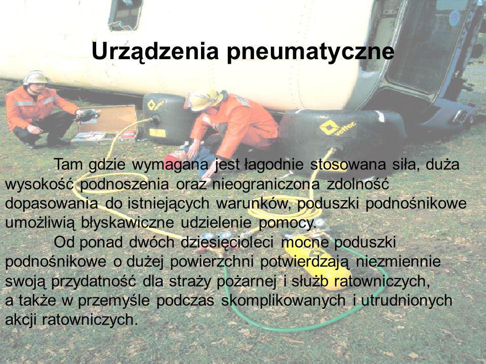 Urządzenia pneumatyczne
