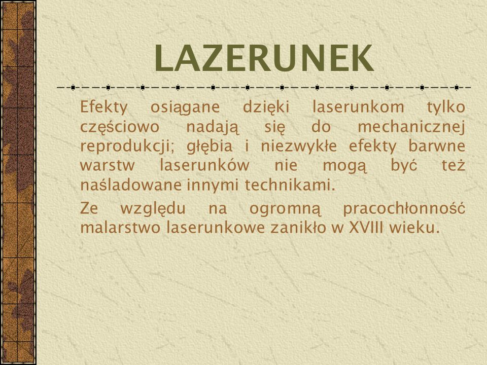 LAZERUNEK