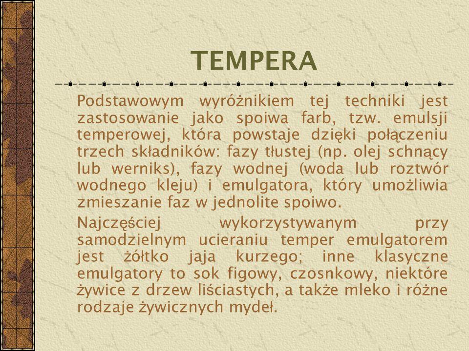 TEMPERA