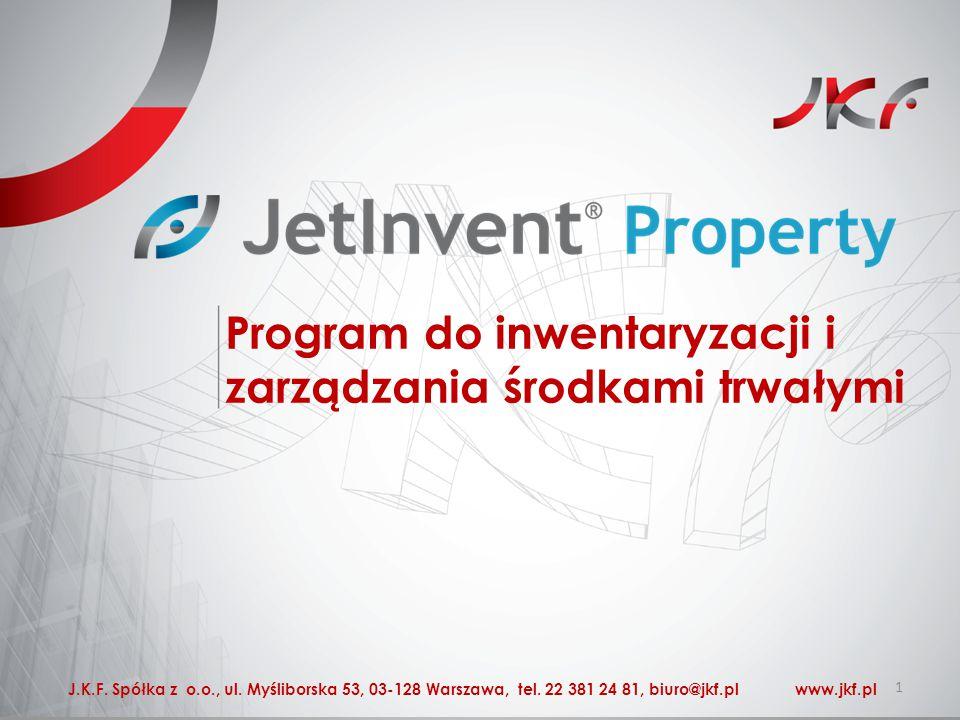 Program do inwentaryzacji i zarządzania środkami trwałymi