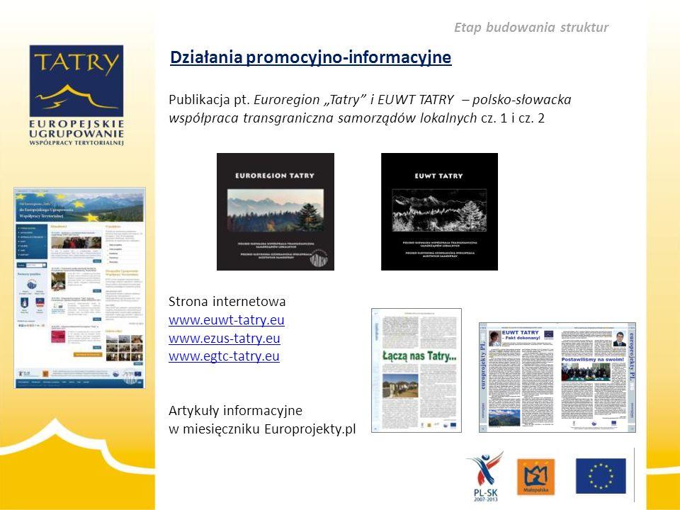Działania promocyjno-informacyjne