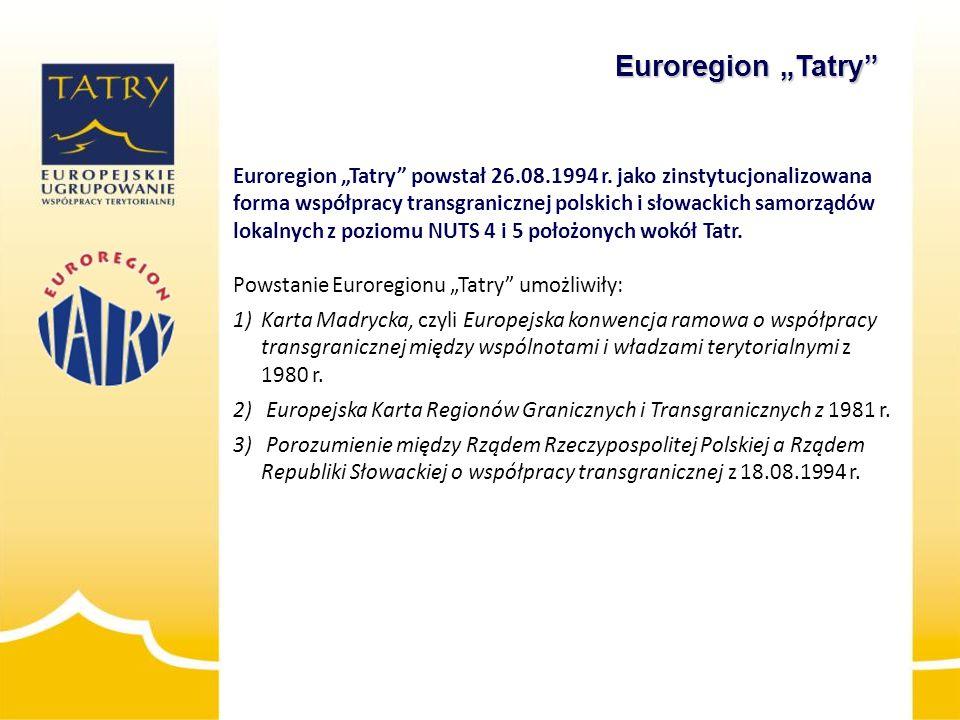 """Euroregion """"Tatry"""