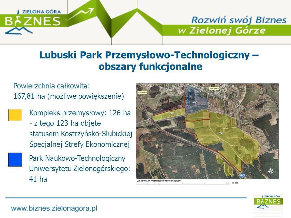 Lubuski Park Przemysłowo-Technologiczny –