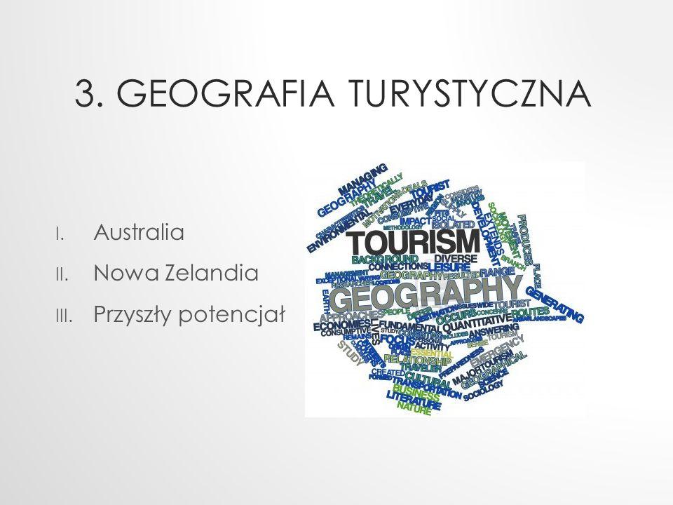 3. Geografia turystyczna