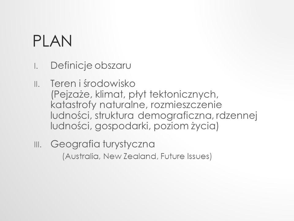 Plan Definicje obszaru