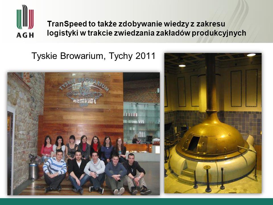 Tyskie Browarium, Tychy 2011