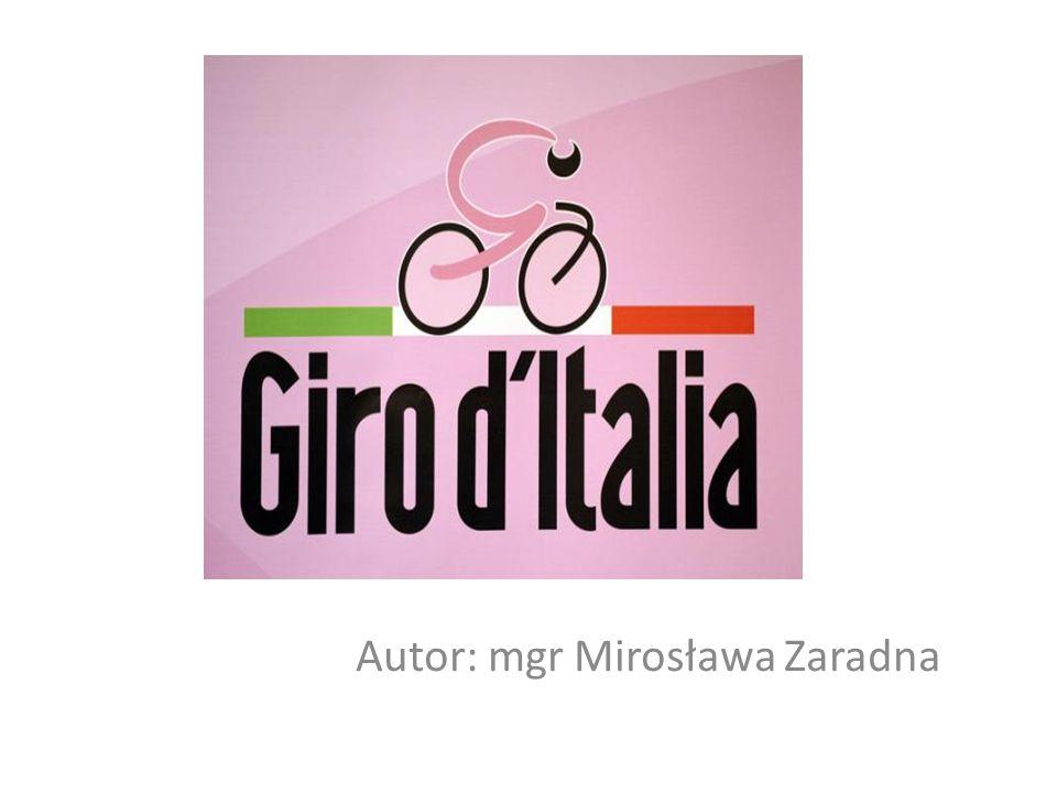 Autor: mgr Mirosława Zaradna