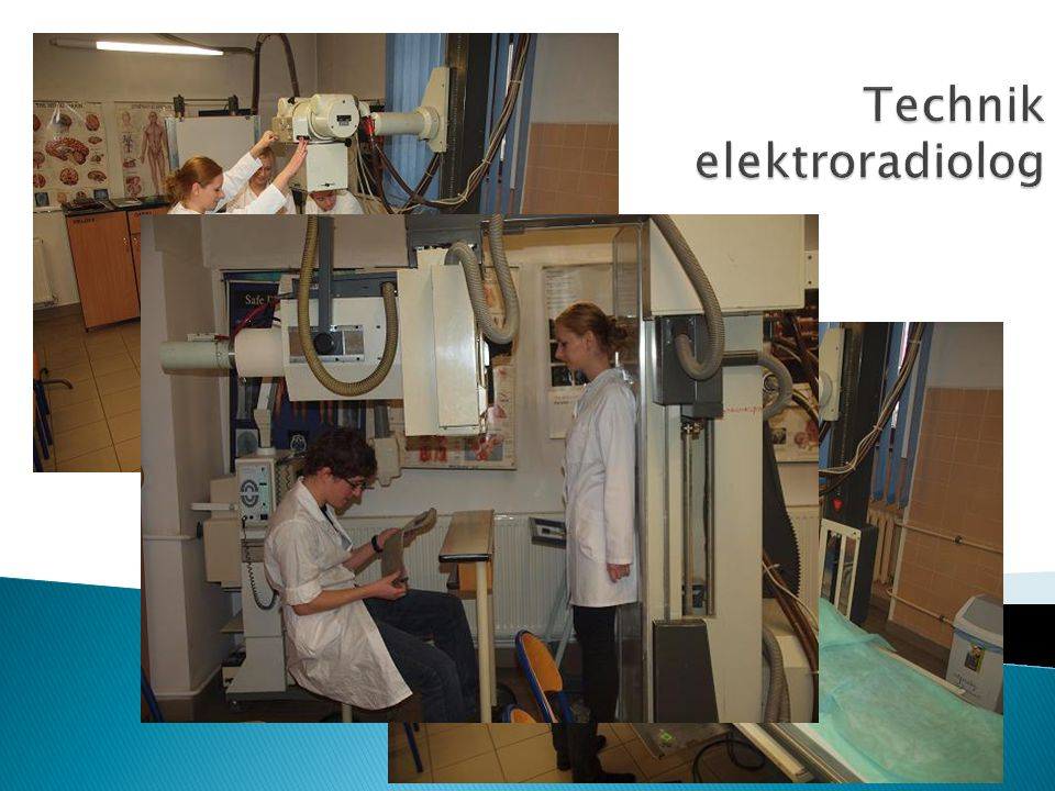 Technik elektroradiolog
