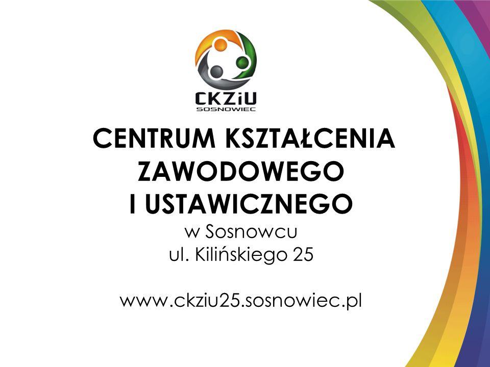 CENTRUM KSZTAŁCENIA ZAWODOWEGO I USTAWICZNEGO w Sosnowcu ul