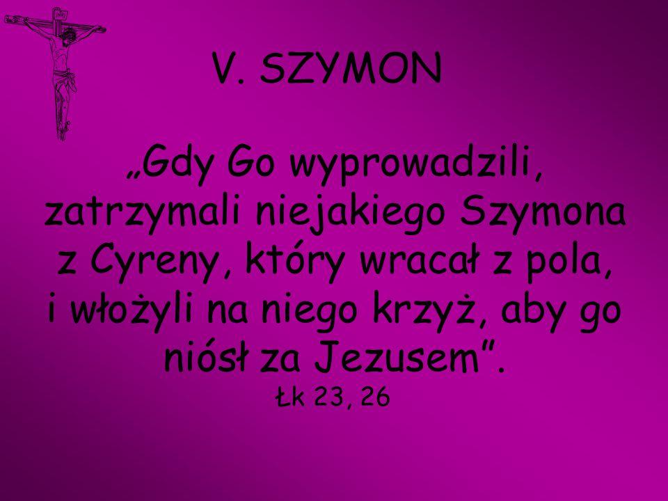 V. SZYMON