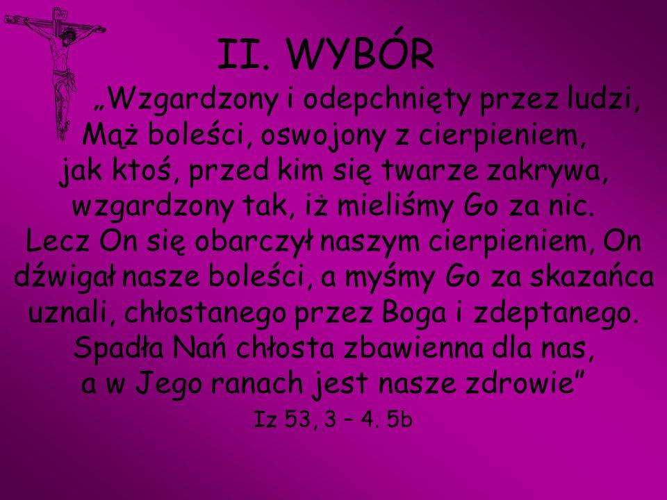 II. WYBÓR