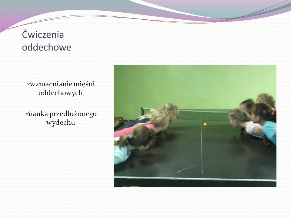 Ćwiczenia oddechowe wzmacnianie mięśni oddechowych