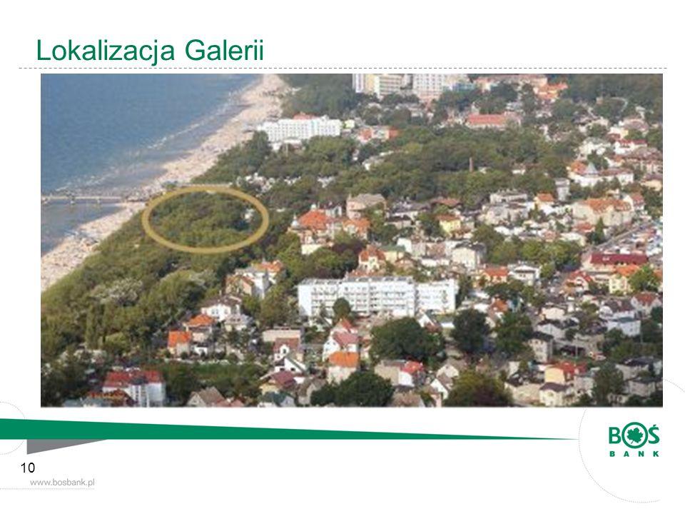Lokalizacja Galerii 10