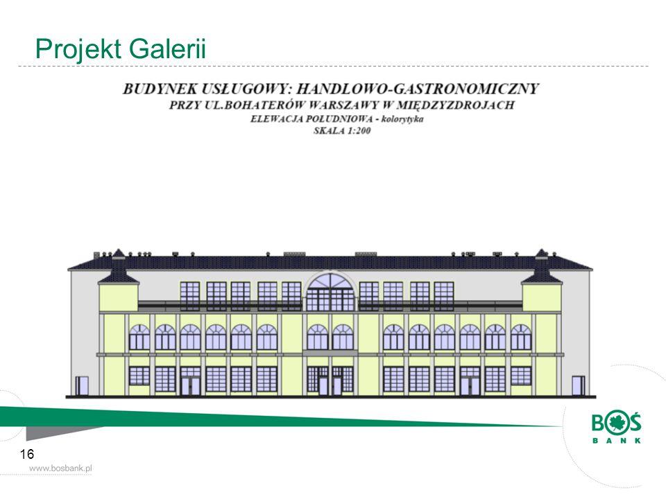 Projekt Galerii 16