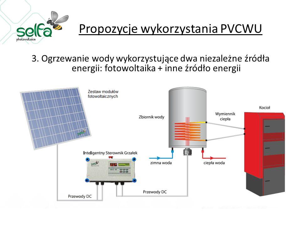 Propozycje wykorzystania PVCWU
