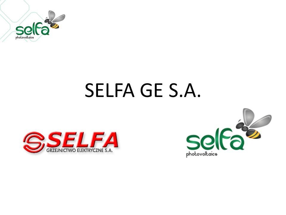SELFA GE S.A.