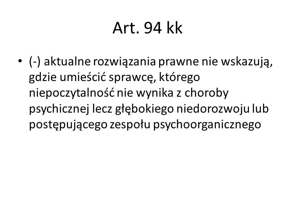 Art. 94 kk