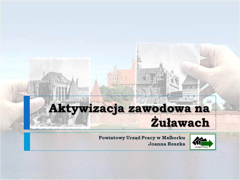 Aktywizacja zawodowa na Żuławach