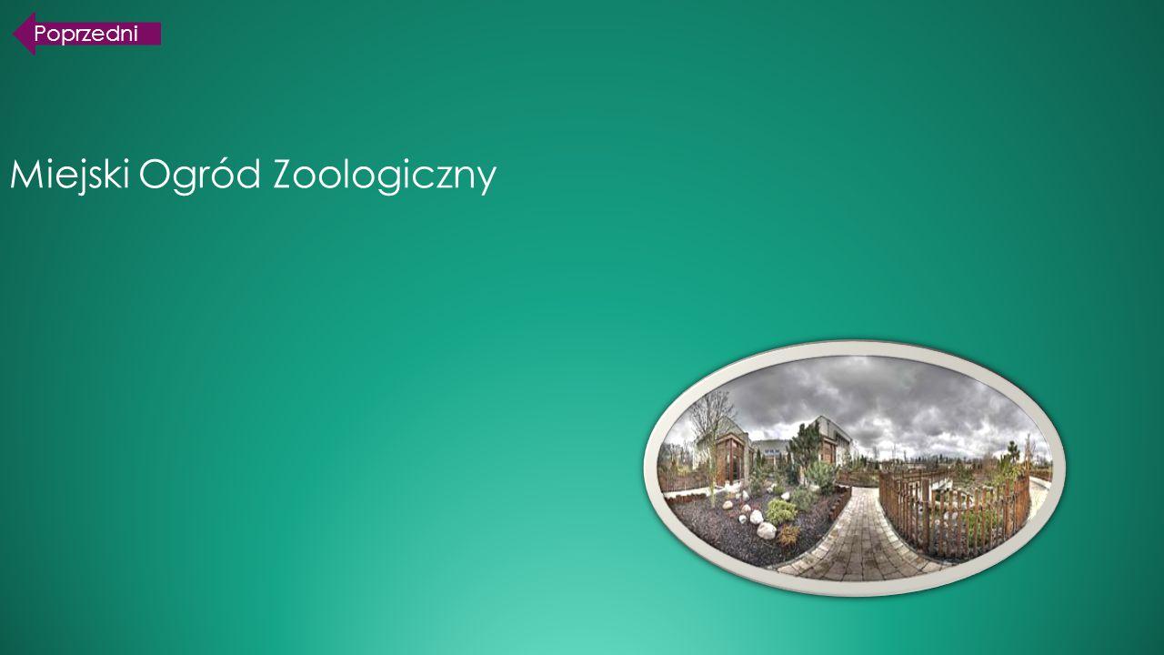 Miejski Ogród Zoologiczny